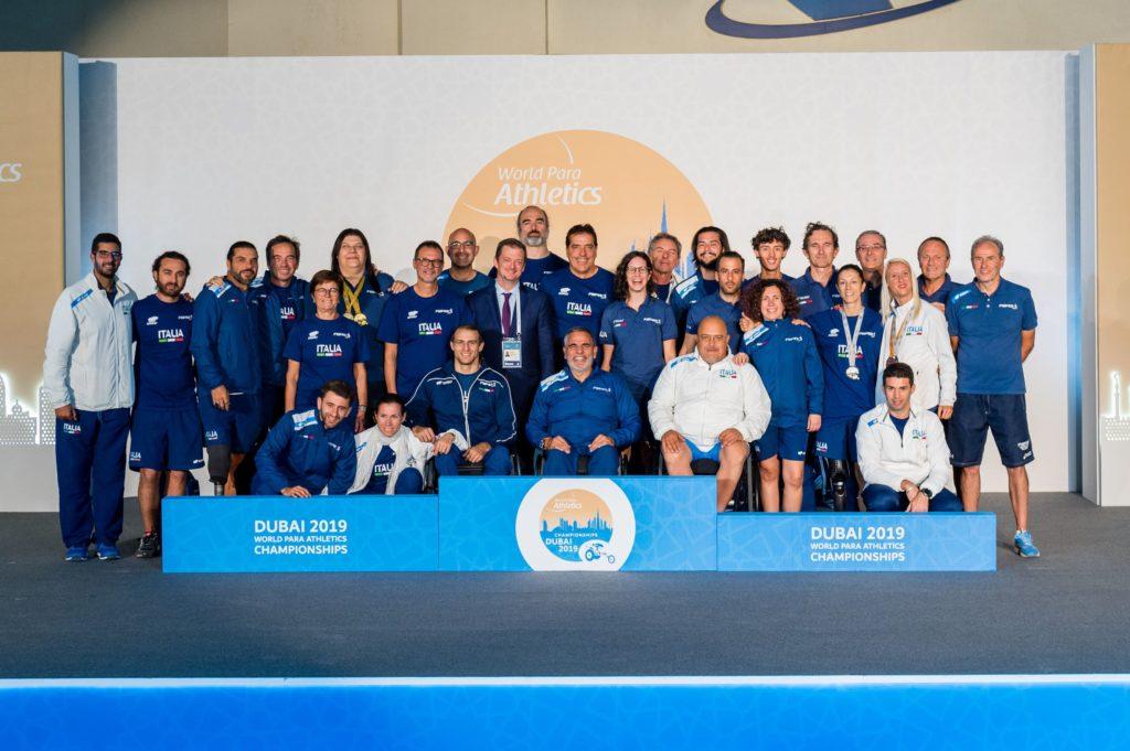 Mondiali Dubai Atletica Paralimpica Ability Channel