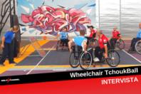 """Wheelchair TchoukBall: """"Vogliamo diventare uno sport paralimpico"""""""