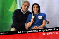 """Angela Procida: """"Ogni allenamento è la gara più importante della tua vita"""""""