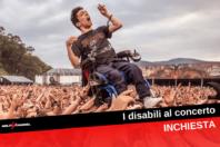 Disabili al concerto, qual è la situazione italiana?