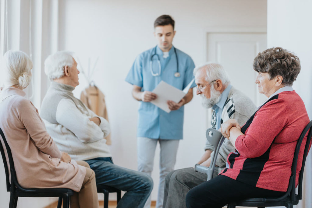 medico annuncia novità su alzheimer