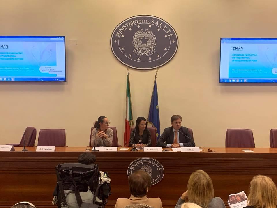omar screening neonatale italia migliore in europa ability channel