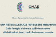 OMAR, convegno a Roma sull'importanza di fare rete
