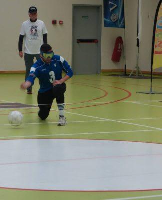 goal ball ciechi