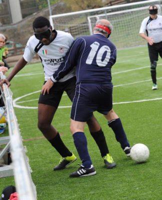 futsal calcio ciechi iyobo