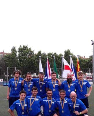 calcio disabili squadra team