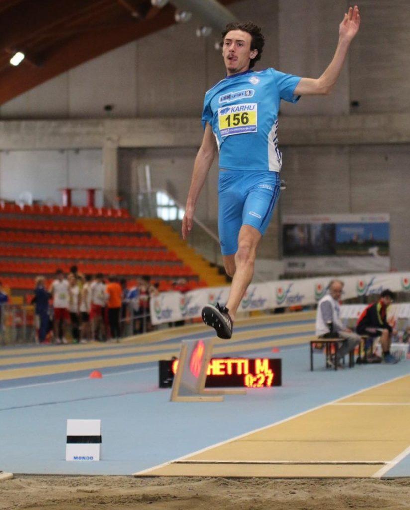 Atletica paralimpica Marco Cicchetti fa nuovo record nel lungo ability channel