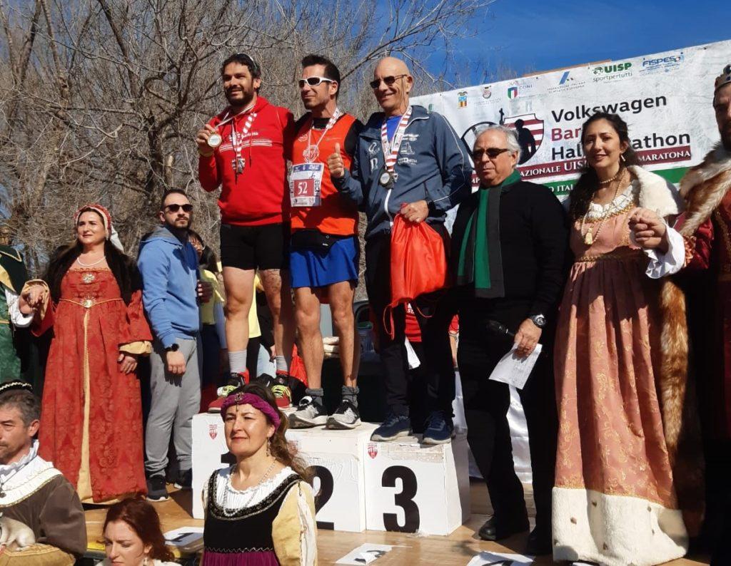 Atletica paralimpica Marco Cicchetti fa nuovo record nel lungo ability channel mezza maratona