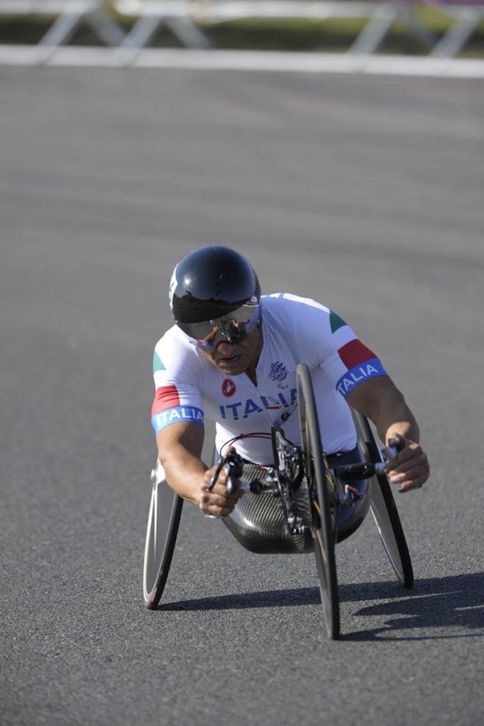 paraciclismo handbike michelangelo gratton alex zanardi