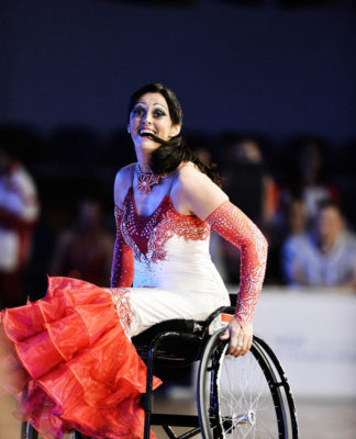 paradance sport wheelchair