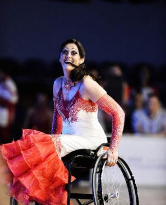 paradance sport wheelchair