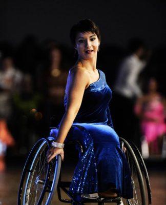 para dance sport wheelchair