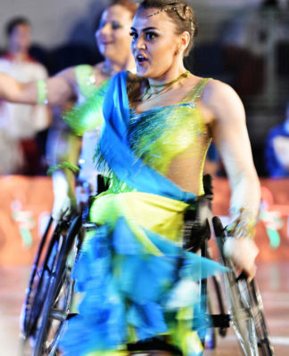 para dance sport wheelchair