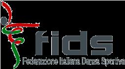 federazione italiana danza sportiva logo