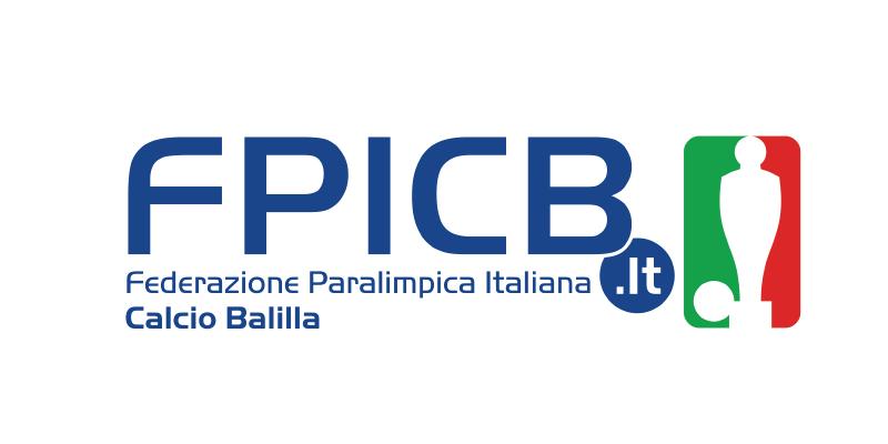 federazione paralimpica calcio balilla logo