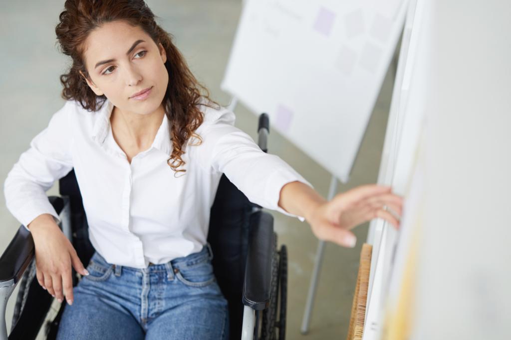 lavoratore disabile e le agevolazioni legge 104