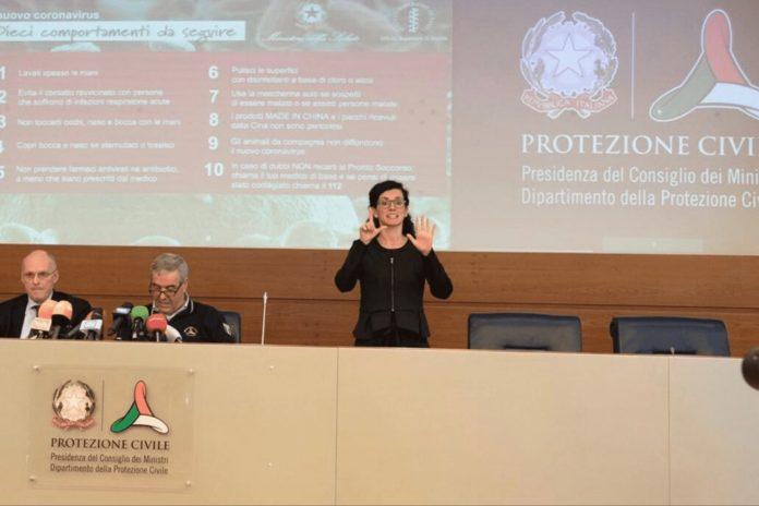 coronavirus italia aggiornamenti in lis
