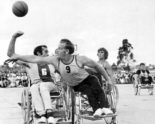 Storia Paralimpiadi Heidelberg 1972 cover