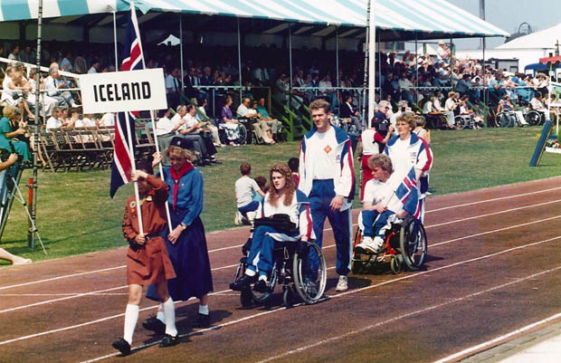 Storia delle Paralimpiadi- Stoke Mndeville e New York 1984 due