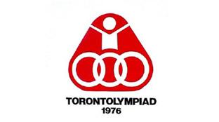 Storia delle Paralimpiadi Toronto 1976 logo