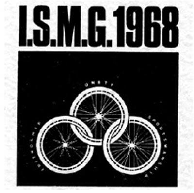 Storia delle paralimpiadi Tel Aviv 1968 logo