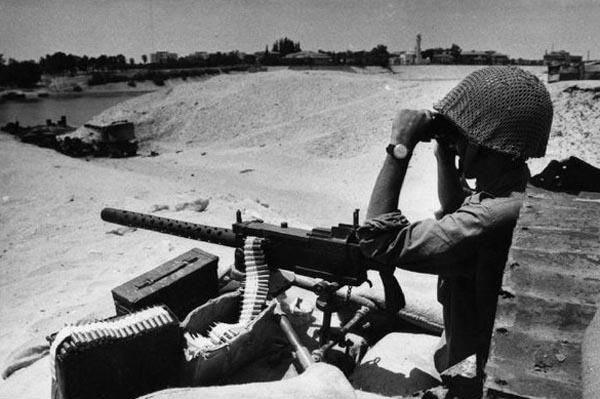 Storia delle paralimpiadi Tel Aviv 1968 soldato