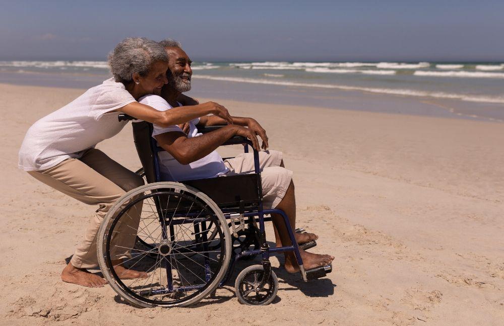 amore tra persona normodotata e disabile in merito al binomio sessualità disabilità