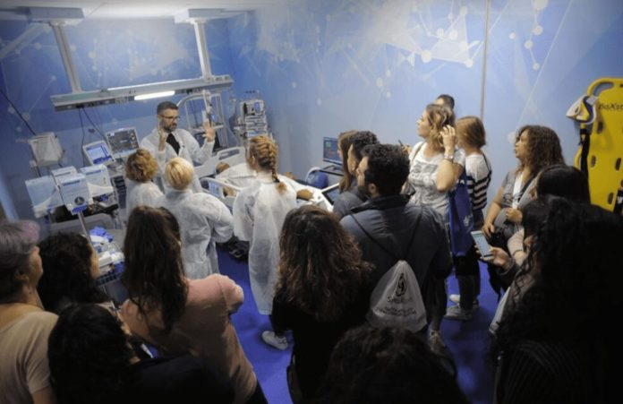 exposanità rinviato causa coronavirus italia