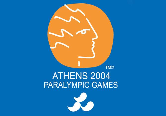 Paralimpiadi Atene 2004 logo