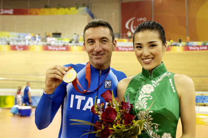 Storia delle Paralimpiadi Pechino 2008 atleta