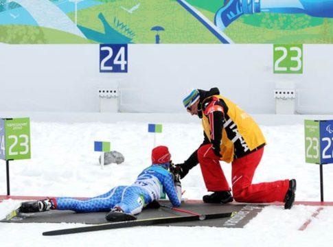 Biathlon paralimpico