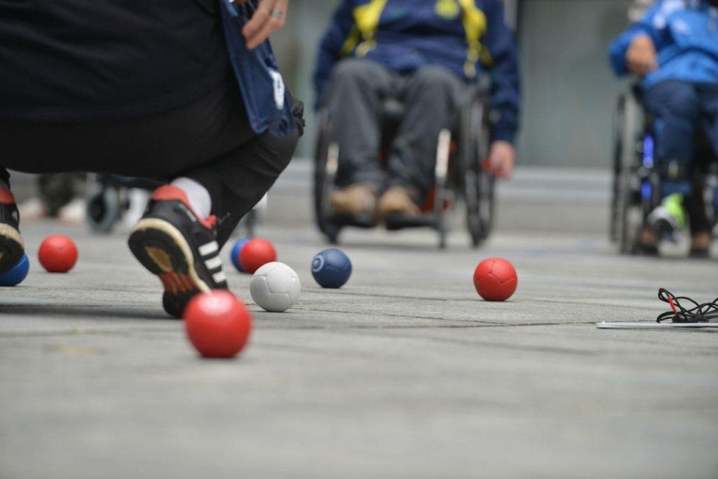 orari programma paralimpiadi tokyo 2020 boccia