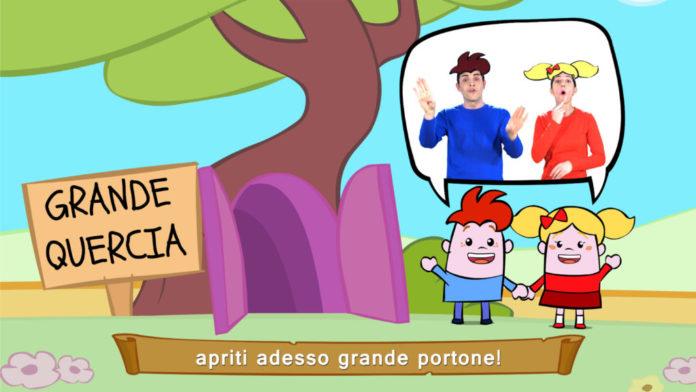 cartoon able uno dei primi cartoni animati per disabili