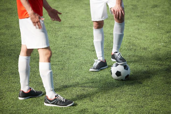 due calciatori