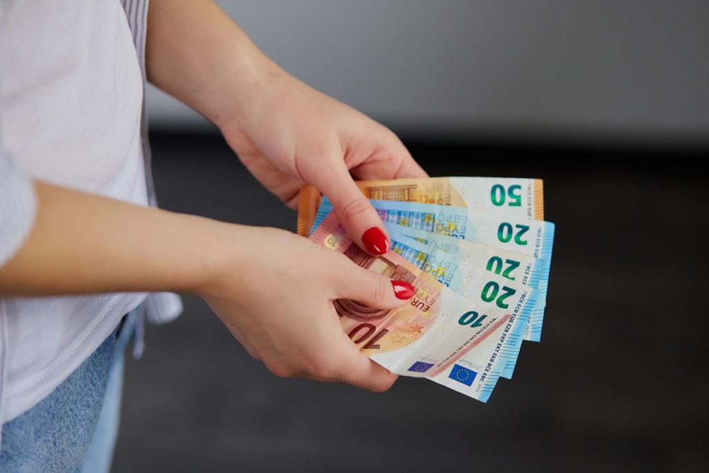 impatto economico coronavirus sugli euro