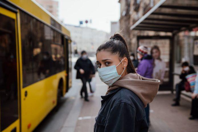 trasporti pubblici durante coronavirus