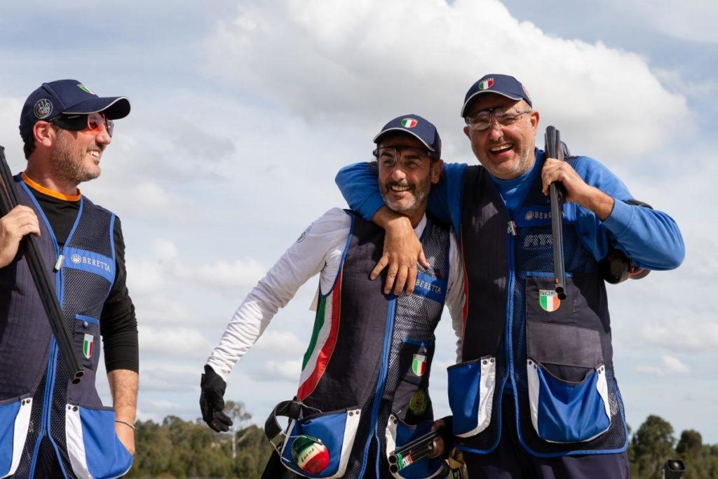 L'Italia del Tiro paralimpico
