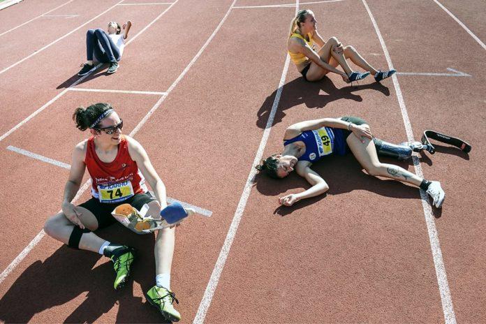 atletica paralimpica tra gli sport disabili