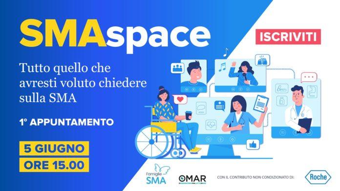 locandina SMA space