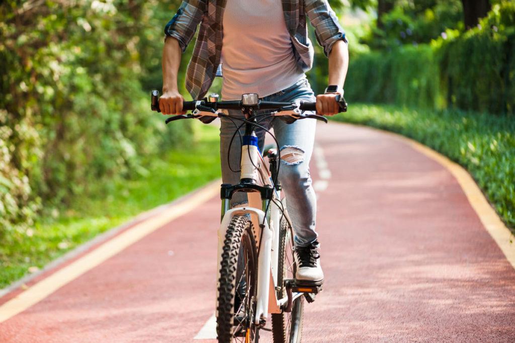 bicicletta acquistata con bonus bici