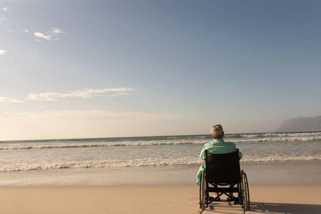 disabile al mare con bonus vacanze 2020