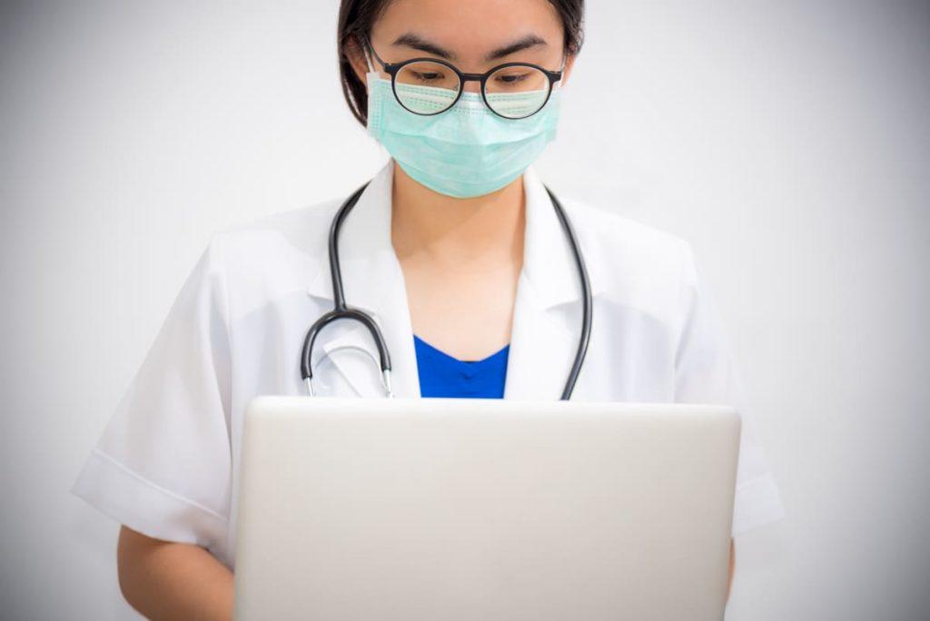 dottoressa studia dati studio MuSC 19