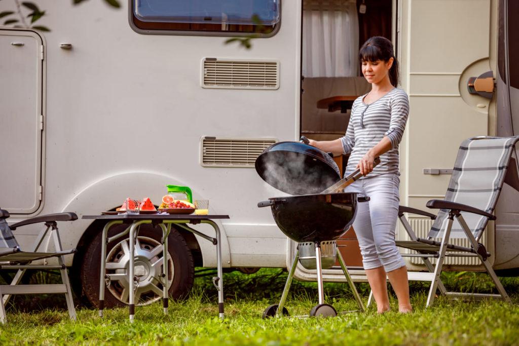 in campeggio con bonus vacanze 2020