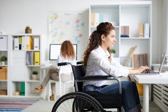 lavoratrice disabile cerca decreto rilancio