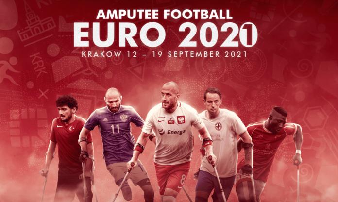 locandina europei cracovia calcio amputati