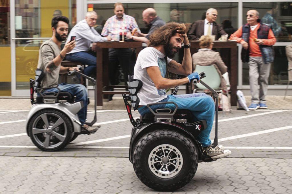 caratteristiche genny mobility