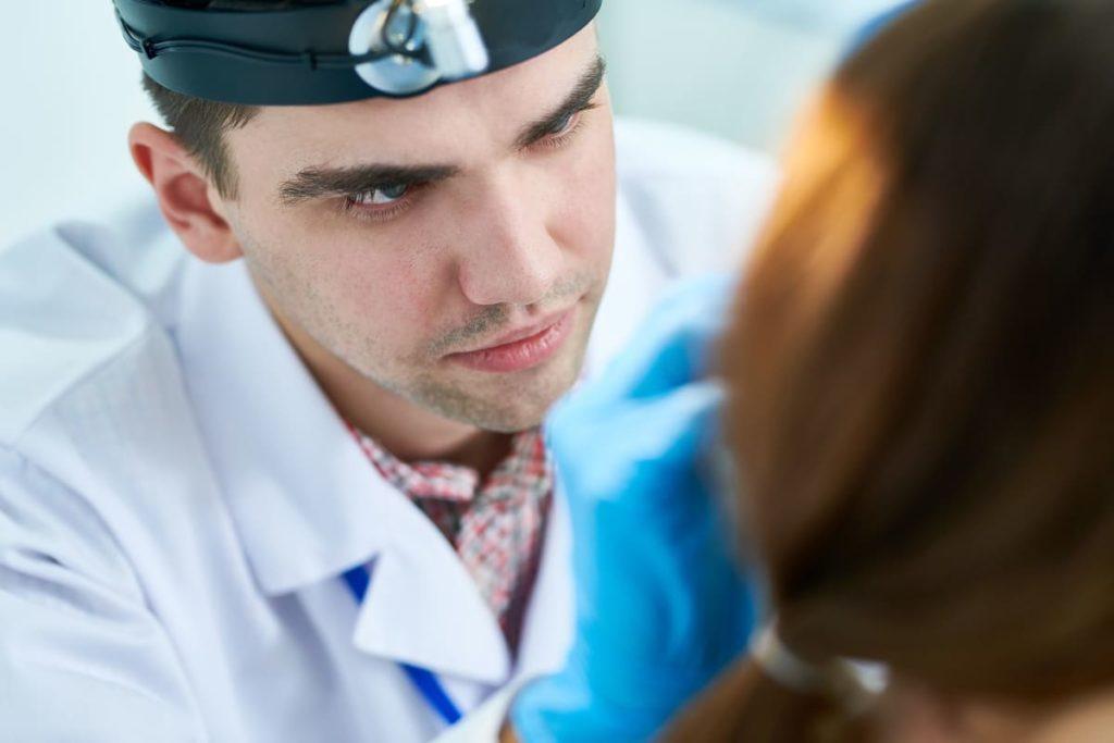 dottore diagnosi Sindrome di Ménière