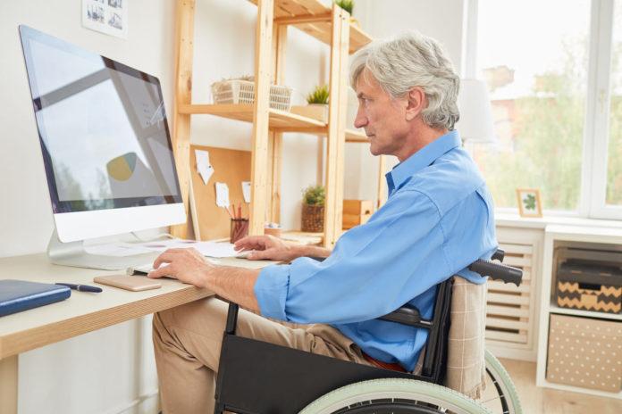 disabile fa domanda invalidità civile inps