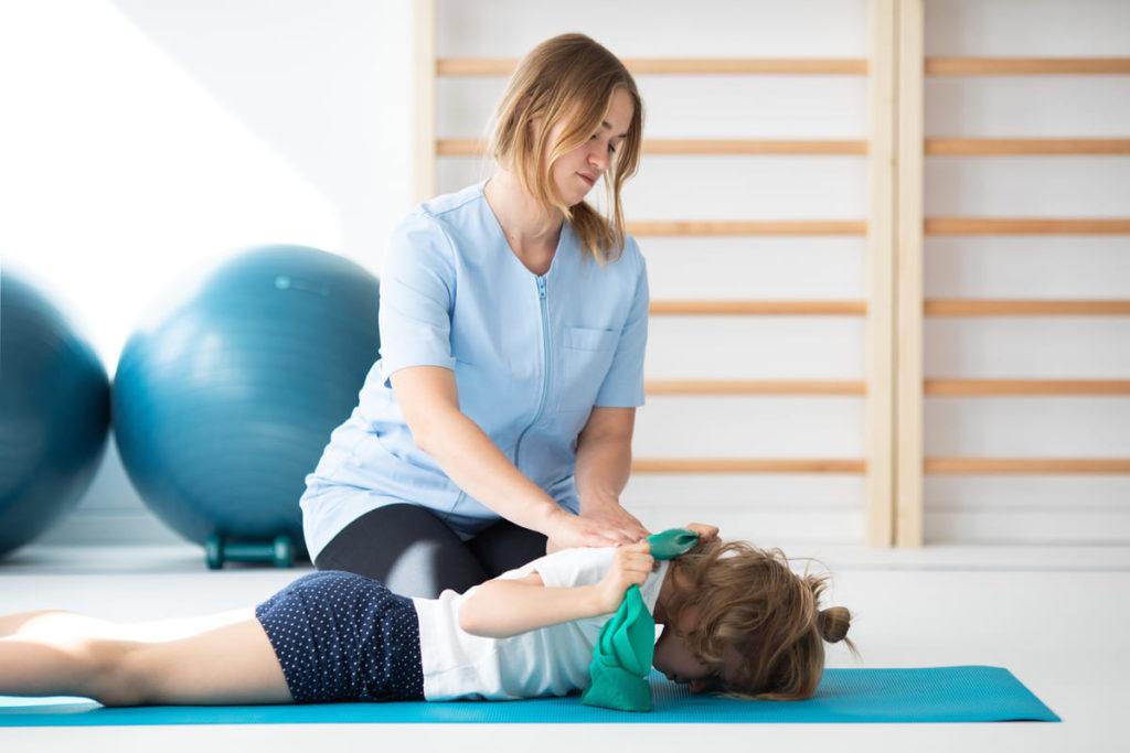 ipotonia muscolare nei bambini e nei neonati