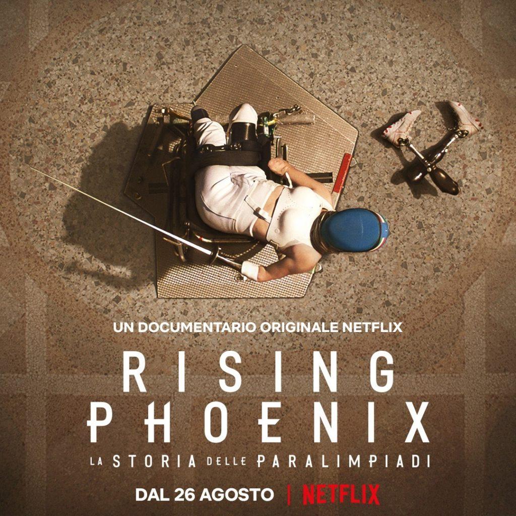 rising phoenix il documentario di netflix sulle paralimpiadi